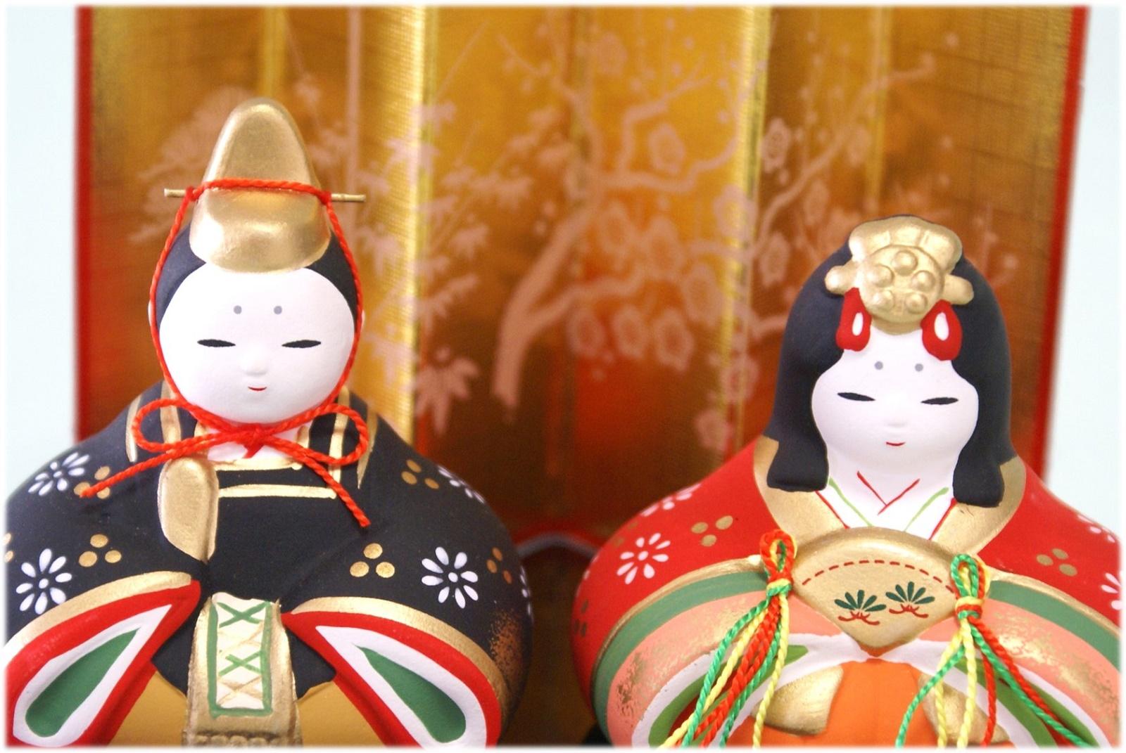 Japanese Hina Ningyo Girls March Festival Dolls Ohinasama 2449