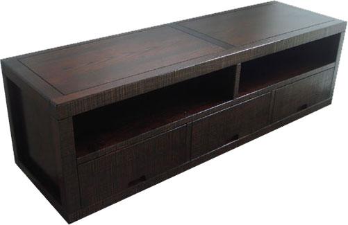 民芸家具 テレビ台 150 全国送料・代引き手数料無料 木製 棚 和家具 メーカー直送玄関渡し