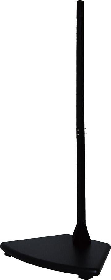 掛け軸掛け 飾り台 扇形 飾り台単品 高さ62・102cm 高さ調整可能 全国送料無料無料 代引き手数無料