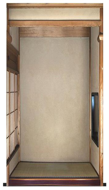 掛け軸 掛軸(かけじく)展示用床の間タペストリー(小)掛軸専門 全国掛け軸送料無料 代引手数料無料