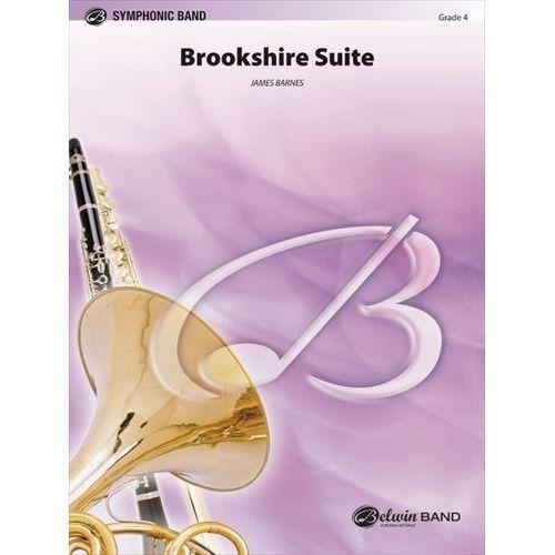 (楽譜) ブルックリン組曲 / 作曲:ジェイムズ・バーンズ (吹奏楽)(スコア+パート譜セット)