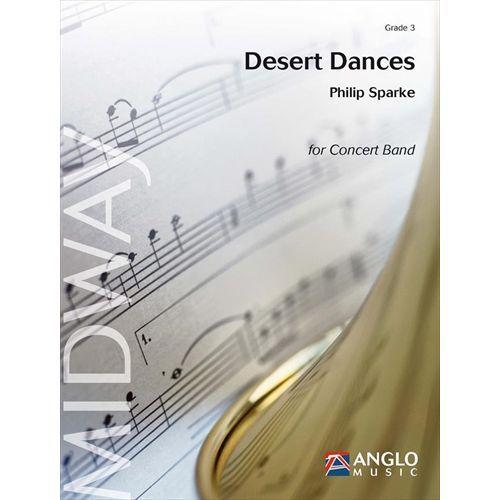 商舗 吹奏楽 楽譜 デザート 全国どこでも送料無料 ダンス スコア+パート譜セット 作曲:フィリップ スパーク