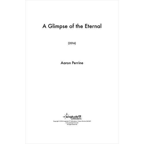 (楽譜) 永遠の輝き / 作曲:アーロン・ペリン (吹奏楽)(スコア+パート譜)