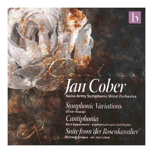 吹奏楽 CD (CD) ヴェースピ-アッペルモント-シュトラウス / 指揮:ヤン・コーベル / 演奏:スイス陸軍交響吹奏楽団 (吹奏楽)