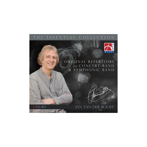 (CD8枚組) ヤン・ヴァンデルロースト・エッセンシャル・コレクション(日本語解説付) (吹奏楽)