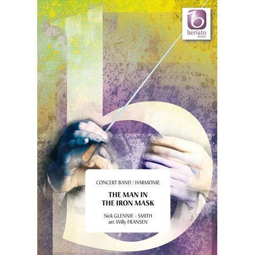 (楽譜) 映画「仮面の男」 / 作曲:ニック・グレニー=スミス / 編曲:ヴィリー・フランセン (吹奏楽)(スコア+パート譜セット)