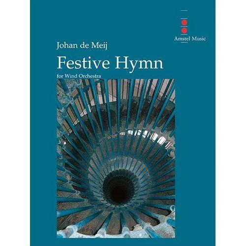 (楽譜) フェスティブ・ヒム(祝典賛歌) / 作曲:ヨハン・デメイ (吹奏楽)(スコア+パート譜セット)