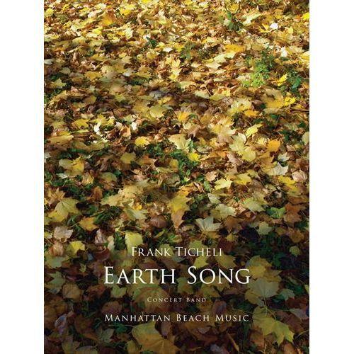 (楽譜) アース・ソング / 作曲:フランク・ティケリ (吹奏楽)(フルスコアのみ)
