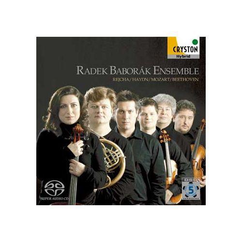 ホルン CD (CD / SACD Hybrid) ライヒャ:ホルン五重奏曲、モーツァルト:音楽の冗談 他 / 演奏:ラデク・バボラーク・アンサンブル (ホルン)