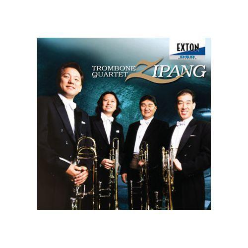 トロンボーン CD (CD) ジパング / 演奏:トロンボーン・クァルテット・ジパング (トロンボーン アンサンブル)