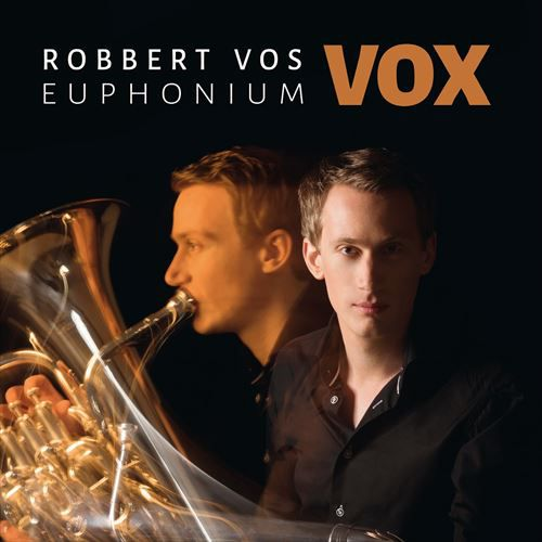 ユーフォニアム CD (CD) ヴォックス (VOX) / 演奏:ロベルト・フォス (ユーフォニアム 吹奏楽 ブラスバンド ファンファーレバンド)