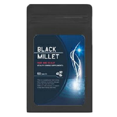 【クーポン利用で100円OFF!】【送料無料】 Black millet (ブラックミレット) 3個セット