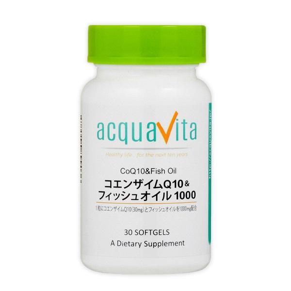 (24個セット)][aquavita(アクアヴィータ) コエンザイムQ10フィッシュオイル1000 (24個セット)], タイジチョウ:949b2bda --- officewill.xsrv.jp