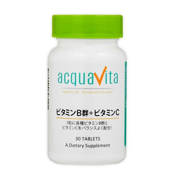 (24個セット)][aquavita(アクアヴィータ) ビタミンB群+ビタミンC (24個セット)], コブチサワチョウ:6dafe36b --- officewill.xsrv.jp
