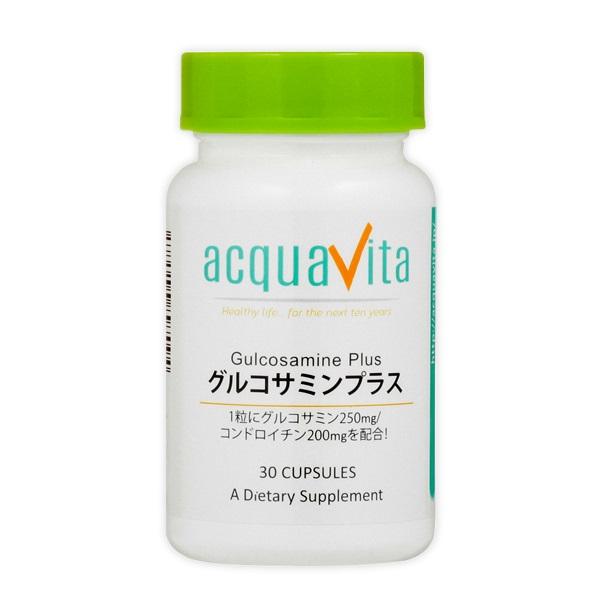 (24個セット)][aquavita(アクアヴィータ) グルコサミンプラス (24個セット)], 【35%OFF】:d6917e51 --- officewill.xsrv.jp