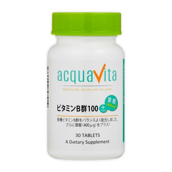 [aquavita(アクアヴィータ) ビタミンB群100+葉酸(400μg) (24個セット)], 西森くだもの農園:a8eaaf34 --- officewill.xsrv.jp