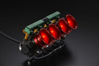 ヤマモトレーシング φ46ビックスロットルボディ ZRX1200DAEG