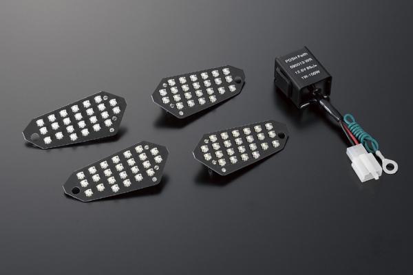 LEDコンバージョンキット09~ZRX1200DAEG