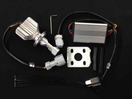K-FACTORY ヘッドライトLEDバルブセット(ZEPHYR750用)