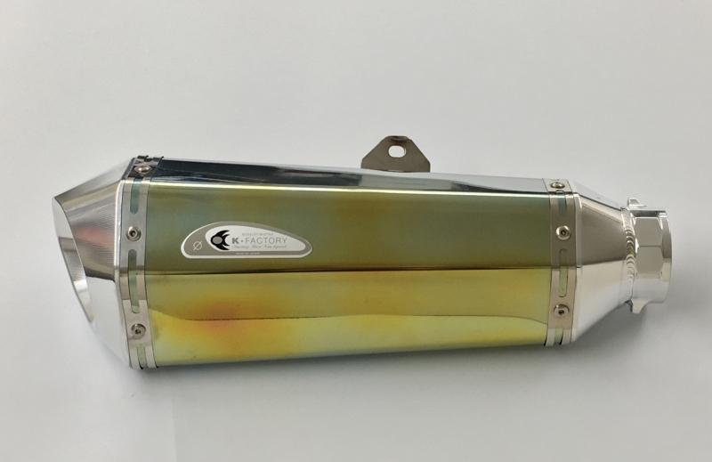ケイファクトリー ヘキサゴン(汎用)サイレンサー