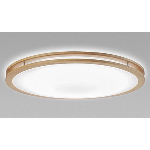 【送料無料】NEC LEDシーリングライト 調色/調光モデル ~8畳 ナチュラルオーク SLDCB08529SG