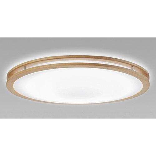【送料無料】NEC LEDシーリングライト 調色/調光モデル ~12畳 ナチュラルオーク SLDCD12529SG