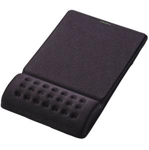 5980円(税込)以上で送料無料&追加で何個買っても同梱0円 エレコム ELECOM COMFY マウスパッド ブラック MP-095BK