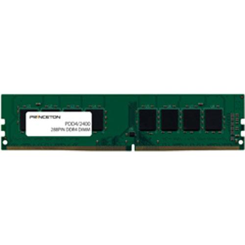 【送料無料】プリンストン PRINCETON DOS/V対応メモリーモジュール 16GB PC4-21300(DDR4-2666) CL=19 288PIN DIMM PDD4/2666-16G【smtb-u】
