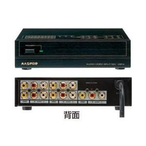 <title>5980円 税込 以上で送料無料 日本限定 追加で何個買っても同梱0円 マスプロ電工 AV分配器 VSP4</title>