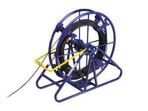 【送料無料】ジェフコム LAN配線機材 光ファイバーケーブルリール LOR-480