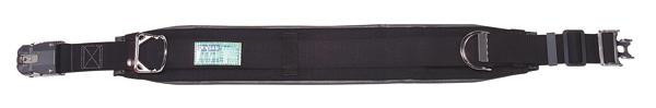 【送料無料】ジェフコム 柱上安全帯用ベルト ワンタッチタイプ DB-98DS-BK1