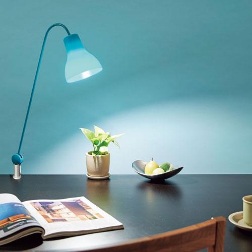 【送料無料】山田照明 Zライト Z-Light LEDデスクライト Minimo ミニモ ブルー Z-J9000BL