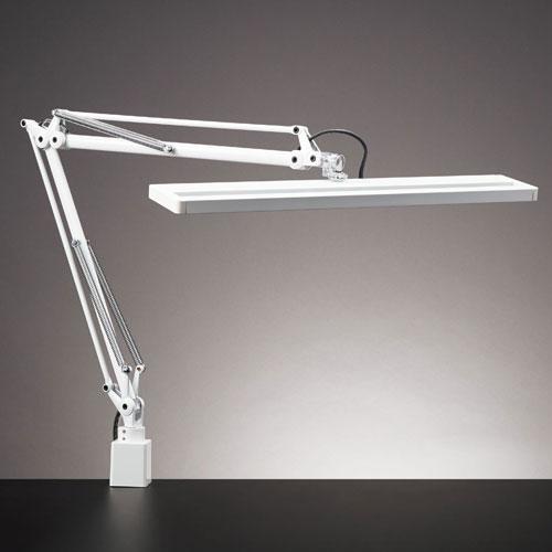 【送料無料】山田照明 Zライト Z-Light LEDデスクライト ホワイト Z-81NW