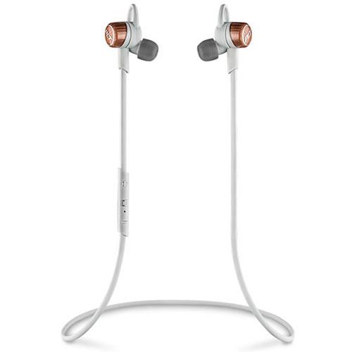 【送料無料】Plantronics Bluetooth ステレオヘッドセット BackBeat GO 3 コッパーグレー 充電ケース付 BACKBEATGO3-CG-C【smtb-u】