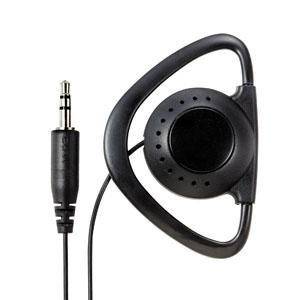 5980円 税込 以上で送料無料 追加で何個買っても同梱0円 ELPA 地デジTV用片耳イヤホン RE-STM03 耳かけ型 ブラック ふるさと割 数量限定アウトレット最安価格 3m BK