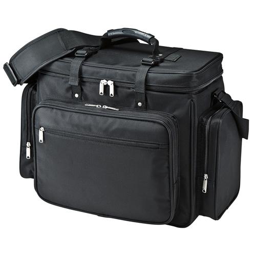 送料無料 追加で何個買っても同梱0円 お気に入 新色 サンワサプライ プロジェクターバッグ ブラック BAG-PRO4 15.6インチワイド対応
