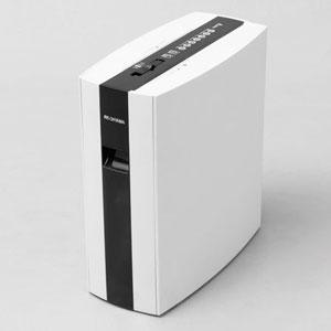 【送料無料】アイリスオーヤマ 細密シュレッダー ホワイト PS5HMSD
