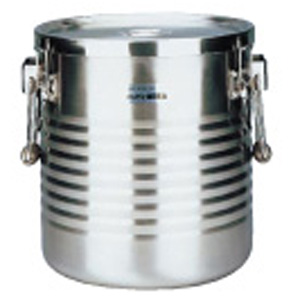 【送料無料】THERMOS サーモス 18-8真空断熱容器 シャトルドラム 吊付 JIK-S06 ADV01006