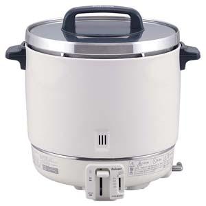 【送料無料】パロマ ガス炊飯器 PR-403S 都市ガス(12・13A対応) DSIF502