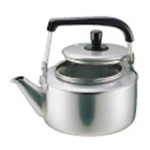 【送料無料】アカオアルミ アルマイト 茶漉し付大型ケットル 10L BKT46010【smtb-u】