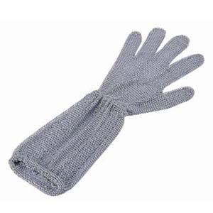 【送料無料】ロングカフ付 メッシュ手袋5本指 S LC-S5-MBO 1 STB7003
