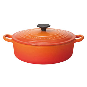 【送料無料】ル・クルーゼ Le Creuset ココット ジャポネーズ オレンジ 25052-24 オレンジ AKK7305