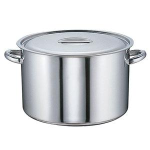 【送料無料】SAモリブデン 半寸胴鍋(目盛付) 33cm AHV10033