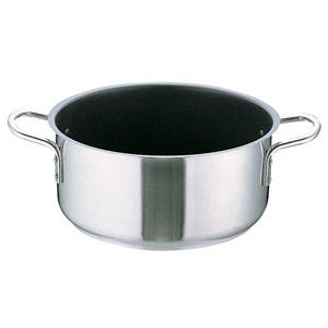 【送料無料】ムラノ インダクション テフロンセレクト 外輪鍋(蓋無)40cm ASTI008【smtb-u】