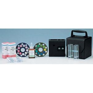 【送料無料】DPD法残留塩素測定器エンパテスターSW pH測定器付 BZV1301