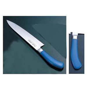 【送料無料】エコクリーン TKG PRO カラー牛刀 27cm ブルー AEK4815