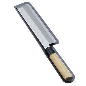【送料無料】堺實光 上作 薄刃 片刃 18cm 17512 AZT3102
