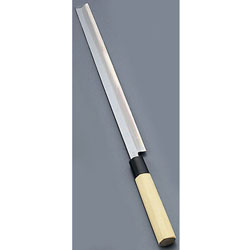 【送料無料】堺實光 匠練銀三 蛸引 片刃 27cm 37564 AZT3503