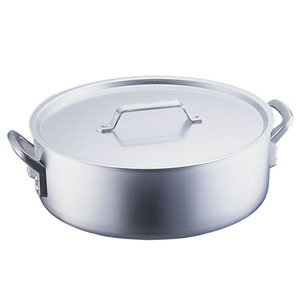 【送料無料】アルミ プロセレクト 外輪鍋(目盛付) 48cm ASTD548【smtb-u】