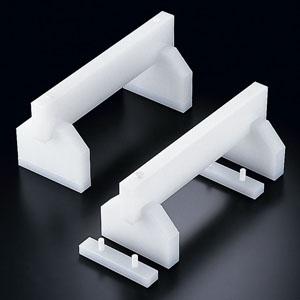 【送料無料】プラスチック高さ調整付まな板用脚 50cm H200mm AMN63502